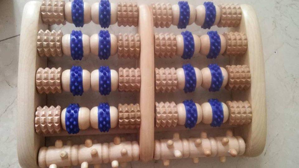 Massaggiatore per i piedi in legno 1 e1536229958323 - Opinione sul massaggiatore per i piedi in legno Ulike: recensione