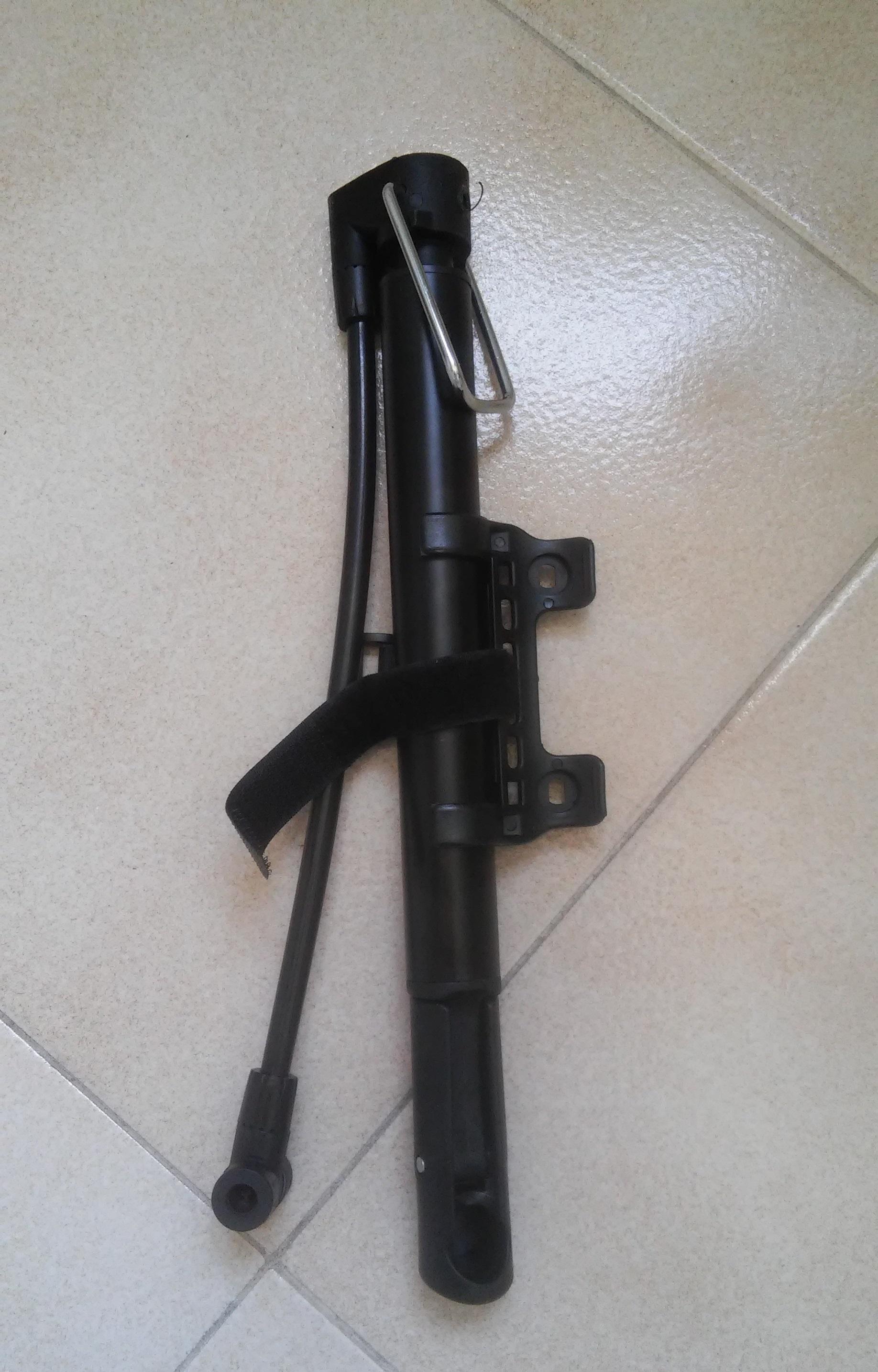 Audew Pompa Bicicletta - Recensione pompa per bici Audew: opinione sulla pompetta per bicicletta Audew